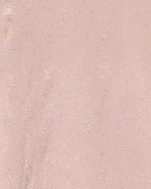 ピンク ソデサテンニットPOを見る