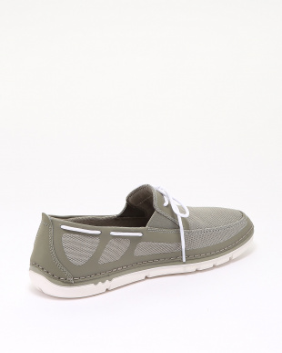 Dusty Olive Textile Step Maro Waveを見る