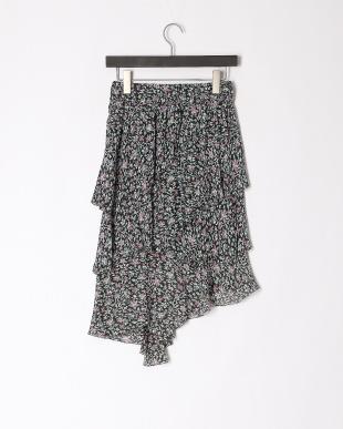 マルチ ティアードスカートを見る