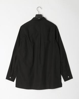 BLACK タイプライタービッグポケットシャツを見る