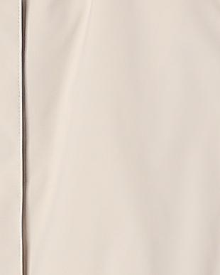 ベージュ [ウォッシャブル]ストレッチタフタ コートを見る