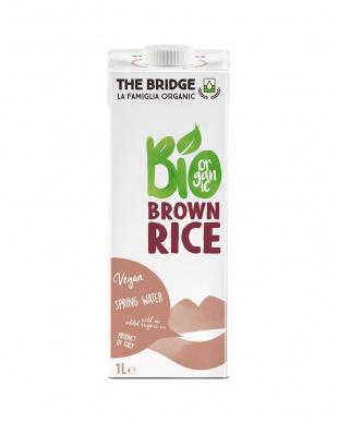 『有機JAS認定』ブラウン(玄米)ライスドリンク 4本セットを見る