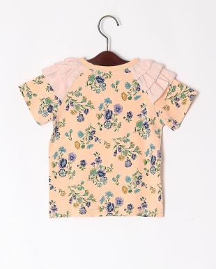 オレンジ  半袖Tシャツを見る