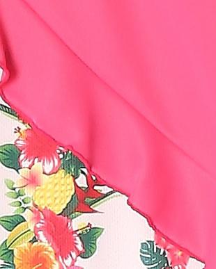 ディープピンク Lノースリーブシャツを見る