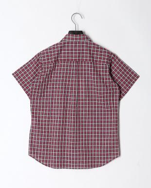 レッド TSタイニーチェックシャツS/Sを見る