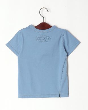 ブルー 4色4柄 HS Tシャツを見る