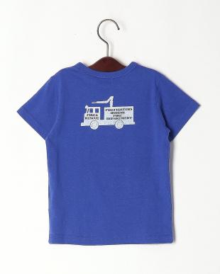 ブルー FIRE FIGHTERS Tシャツを見る