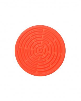 オレンジ ポット・ホルダー・ミニ (2枚入り)を見る