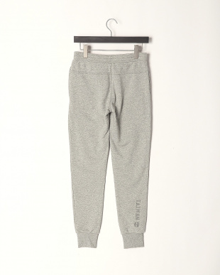 Taiwan Med Grey Heather Jogger pant w side logoを見る