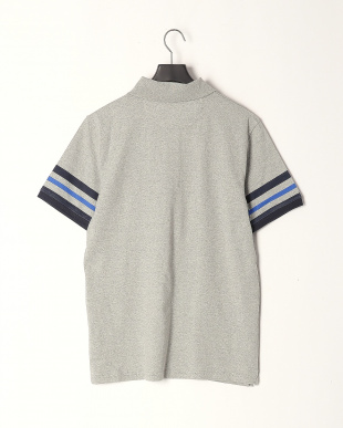 Medium Grey Heather AF SS 3D Decorated Poloを見る