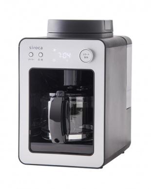 シルバー 全自動コーヒーメーカーを見る