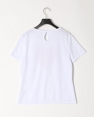 ホワイト ハートロゴTシャツを見る