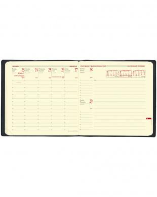 ブラック クオバディス 4月始まり手帳 エグゼクティブノート4を見る