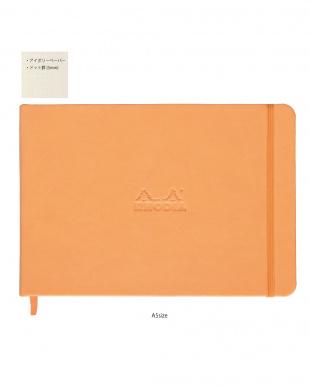 オレンジ ロディア ハードカバーノート3冊セット(ドット罫)を見る