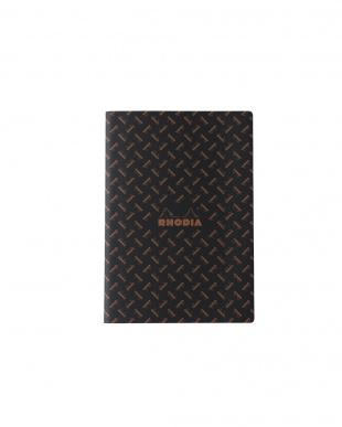 ブラック/ブルー/オレンジ ロディア PVCカバー付きノート3冊セットを見る