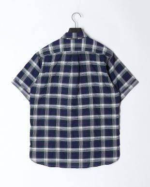 ネイビー 【-3度】ワッシャーシャツS/Sを見る
