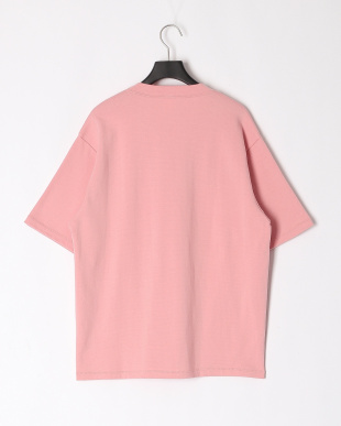 PINK MILITARY FRAISE CREW NECK S/S TEEを見る