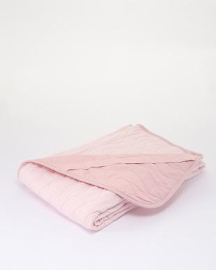 ピンク ハイゲージ天竺ニットパッドシーツを見る