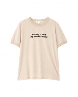 BEIGE ◆MARCIA Tシャツ ジルスチュアートライセンスを見る