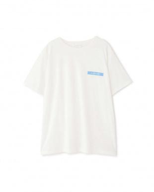 CHALK1 ライザTシャツ ジルスチュアートライセンスを見る