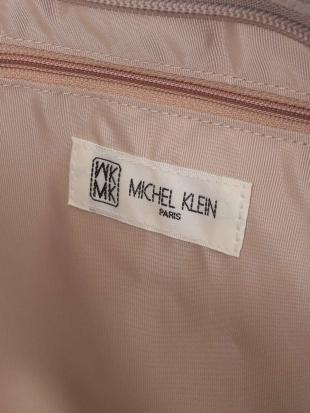 グレー 【2WAY】スクエアートートバッグ MK MICHEL KLEIN BAGを見る