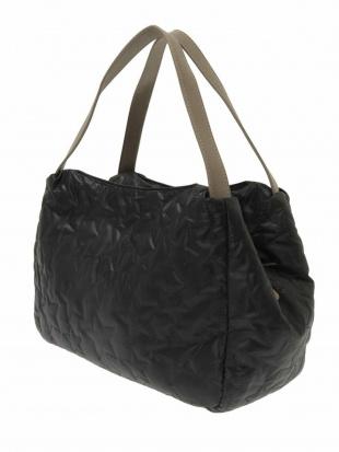 ブラック スターキルティングデザインバッグ MK MICHEL KLEIN BAGを見る