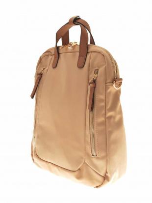 ベージュ 【3WAY】多機能デザインバッグ MK MICHEL KLEIN BAGを見る