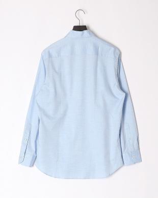 ブルー系 カジュアルシャツを見る