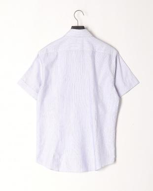 パープル系 カジュアルシャツを見る