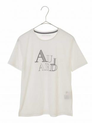 ホワイト 【洗える】コンパクトヤーンスムースTシャツ CHRISTIAN AUJARD Sサイズを見る
