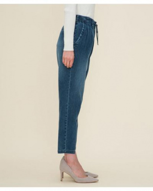 BLU  Denim Peg Top Easyを見る