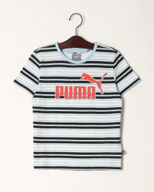 01/18 ALPHA サマー Tシャツ/ESS ストライプ ロゴ Tシャツを見る