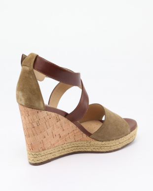 MILITARY/BROWN SANDALSを見る