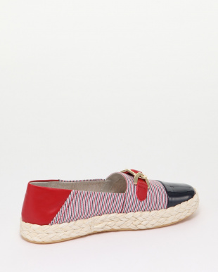 NAVY/WHITE/RED SNEAKERSを見る