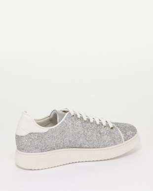 SILVER/WHITE SNEAKERSを見る