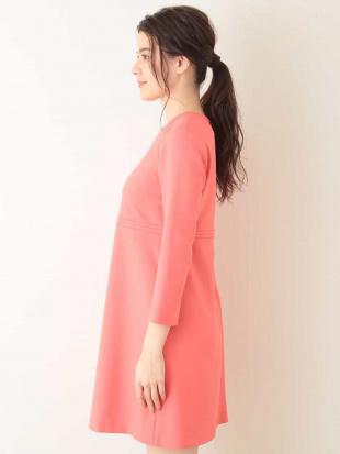 ピンク 定番 TOILE DOUBLE ドレス【洗える】 TARA JARMONを見る