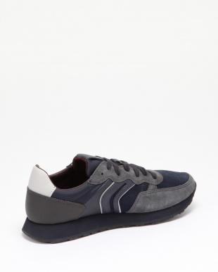 ANTHRACITE/NAVY SNEAKERSを見る