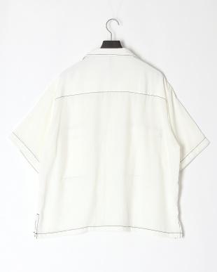 シロ ポリエステルBIGポケットシャツを見る