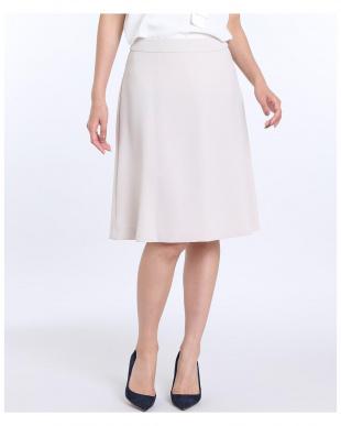 ベージュ2 《洗えるセットアップ》マーメイドラインスカート CLEAR IMPRESSIONを見る