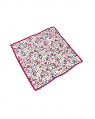 PINK ◆キャンディスフラワースカーフ ジルスチュアートライセンスを見る