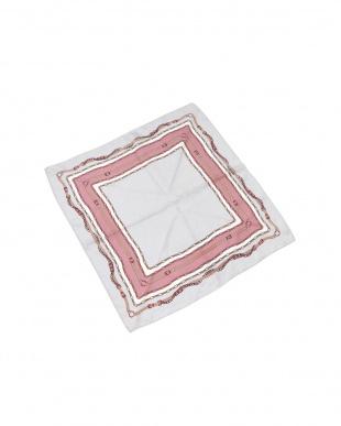 PINK ◆アギースカーフ ジルスチュアートライセンスを見る