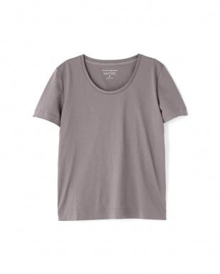 グレー 半袖Tシャツ ヒューマン ウーマンを見る