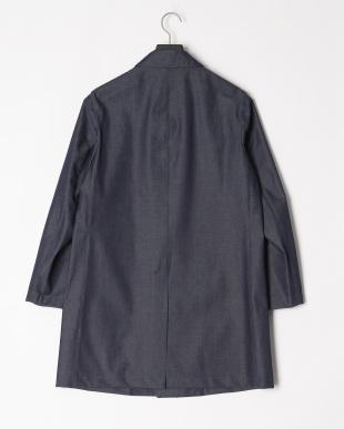 040 デニムスリーレイヤー コートを見る