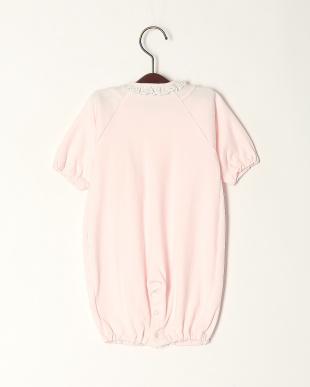 ピンク スムースドレスオールを見る