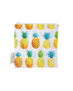Painterly Pineapple スナックバッグ 2個セットを見る
