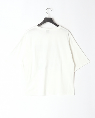 オフホワイト 頑張るクマ柄Tシャツを見る
