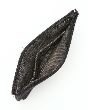 ブラック/ブラック ポーチ 18.5*14*2を見る