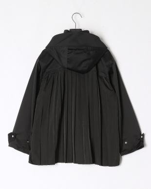 ブラック 【otona MUSE掲載商品】バックプリーツ LIMONTA パーカーを見る