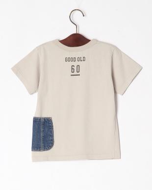 キナリ デニム脇ポケットTシャツを見る