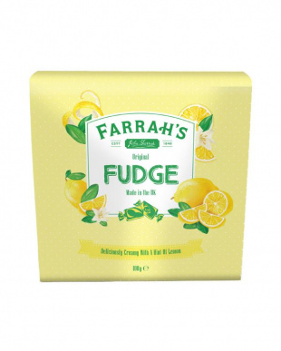 オリジナル・レモン・ファッジ(箱) 2個セットを見る